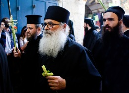 Holy week priests - MEJDI Tours