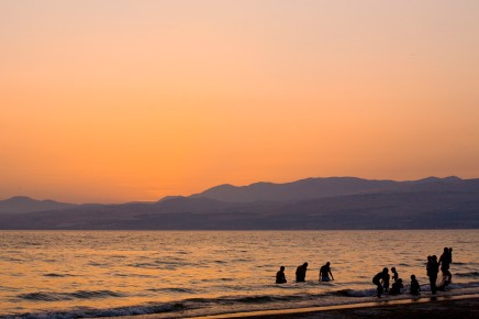 Sea Galilee - MEJDI Tours