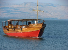 Sea of Galilee - MEJDI Tours