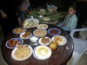 Beqin dinner